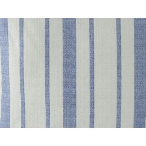 Cuscino spalla media eco colore blu rigato