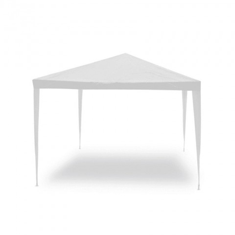 Gazebo FACILE 3x4 m colore bianco
