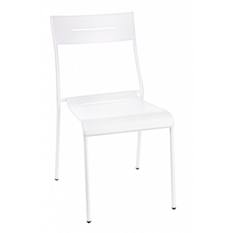 Sedia ISSY colore bianco