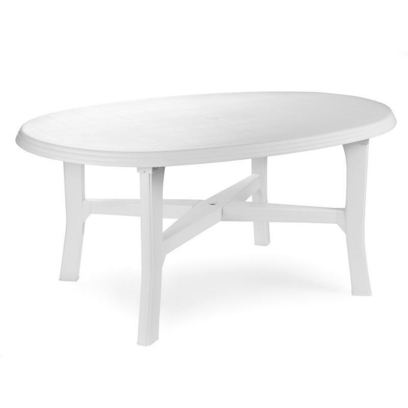 Tavolo DANUBIO colore bianco