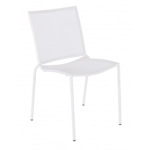 Sedia CIRCE colore bianco