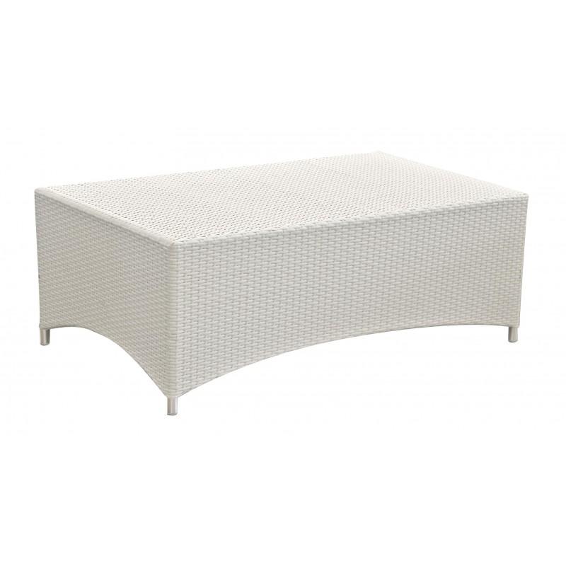Tavolino CLIPPER colore bianco