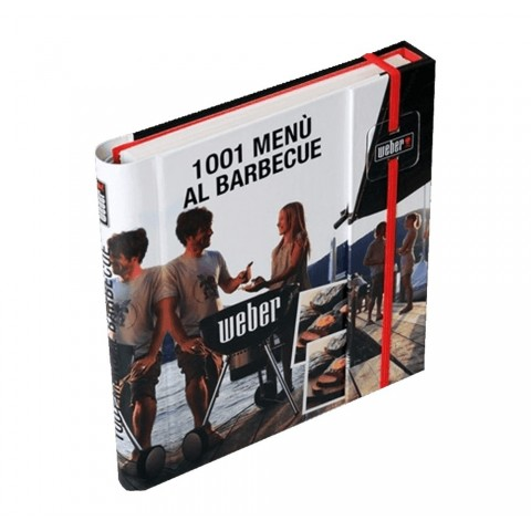 Ricettario 1001 MENU AL BARBECUE