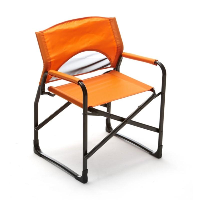 Sedia regista AVION color arancione