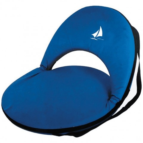 Cuscinone outdoor reclinabile colore blu