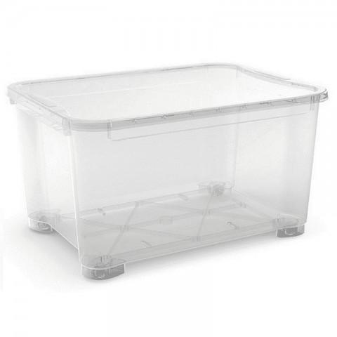 Contenitore T Box XXL bianco trasparente