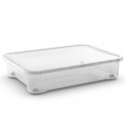 Contenitore T Box XXM bianco trasparente