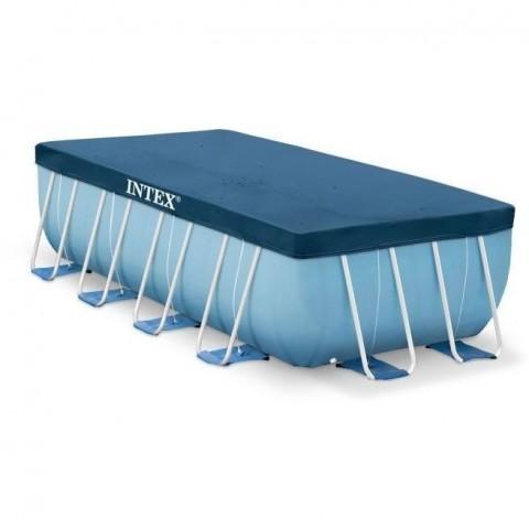 Telo copri piscina Intex rettangolare 4x2 m