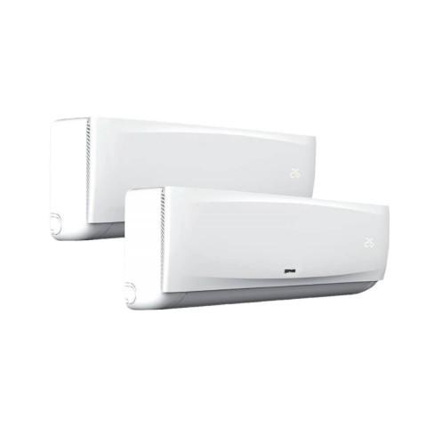 Climatizzatori Zephir dual 9000+12000 inverter A+A con display