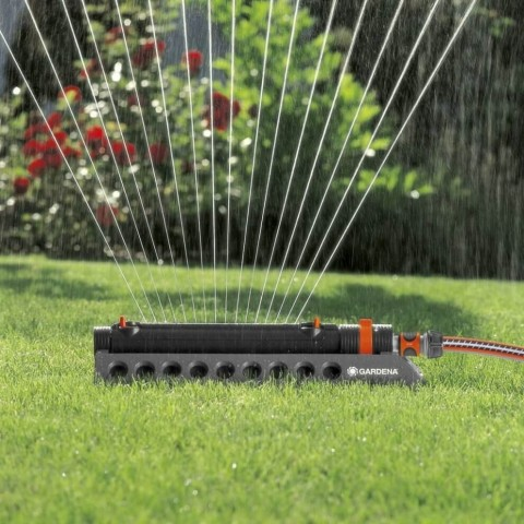 Irrigatore osccilante Gardena Aquazoom 250/2 Comfort