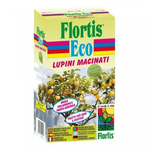 Concime a scaglie Flortis lupini macinati 800 g