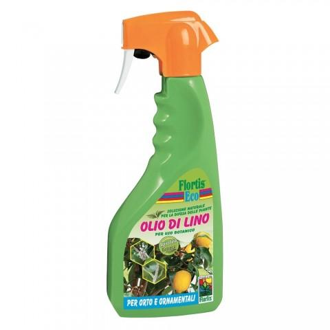 Olio di lino Flortis pronto all'uso 500 ml