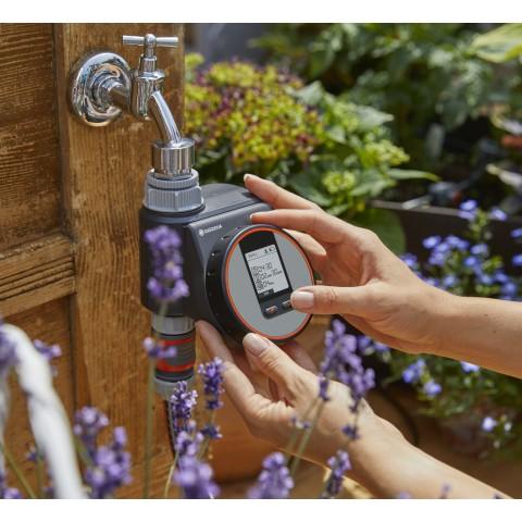 Programmatore centralina Gardena Timer per irrigazione 1 via