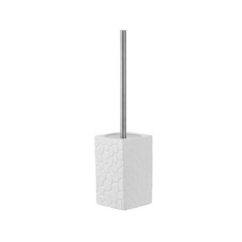 Portascopino Feridras colore bianco sasso
