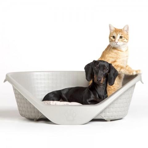 Letto Nido per cani e gatti colori assortiti