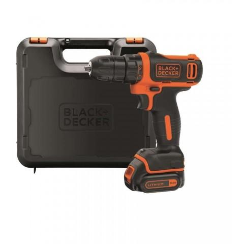 Trapano avvitatore batteria 10.8V litio in valigetta