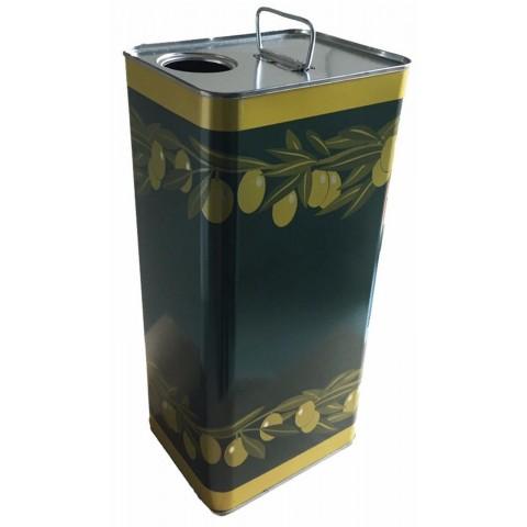 Lattina conservazione olio 5 L