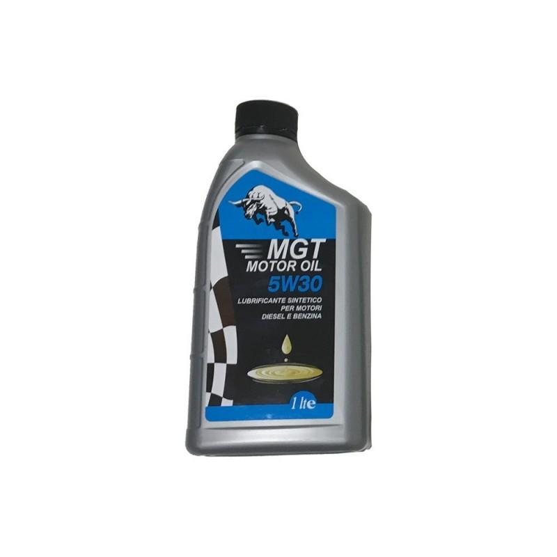 Olio lubrificante MGT 5W30 1 Lt B/D