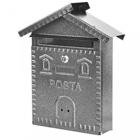 Cassetta postale portalettere in ferro