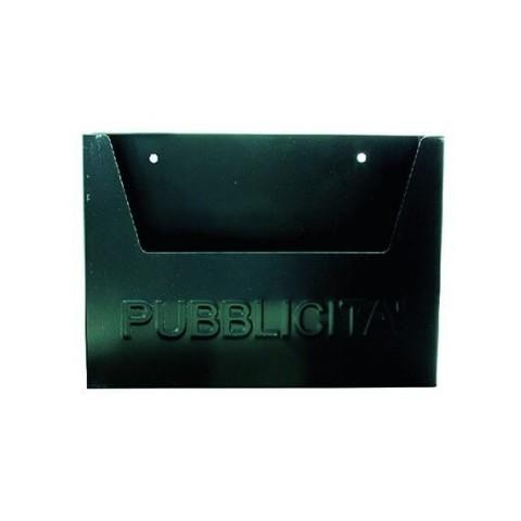 Cassetta porta pubblicità condominiale