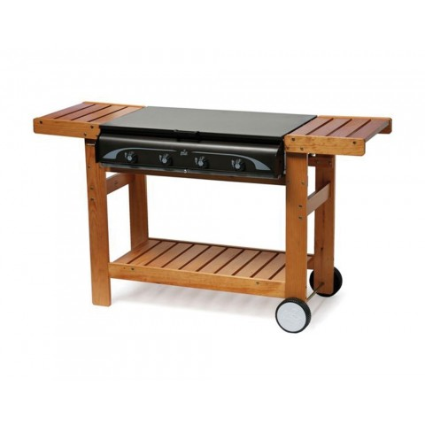 Barbecue gas master 4 woody