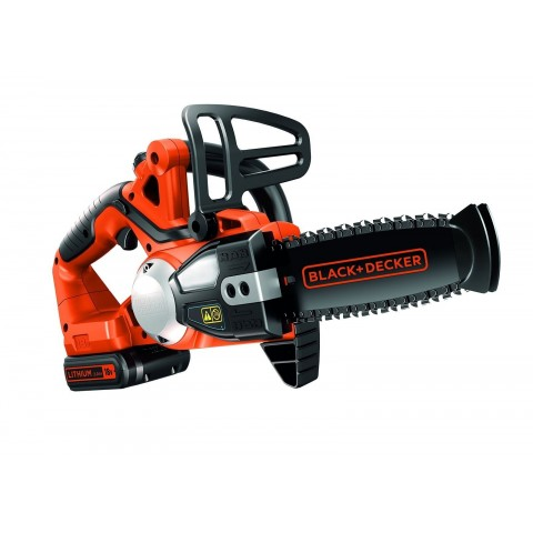 Motosega a batteria Black & Decker 18V Litio