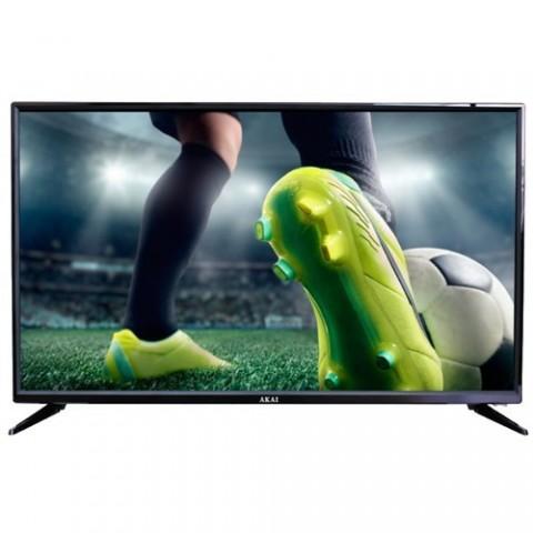"""TV LED Smart HD 32"""" Akai colore nero"""