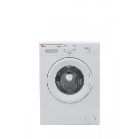 Lavatrice carica frontale Akai 5 kg A++ colore bianco