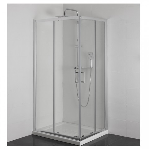 Box doccia 70x70x185 cm