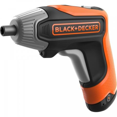 Svitavvita a batteria Black & Decker 3,6 V a ricarica rapida