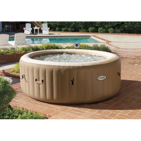Piscina idromassaggio gonfiabile Intex Spa Bubble Therapy