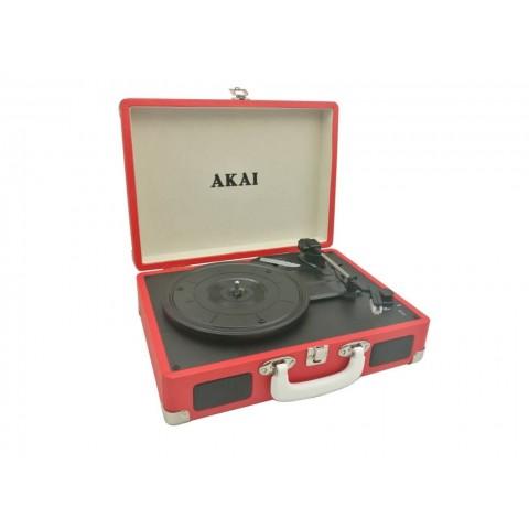 Giradischi vintage Akai Bluetooth per dischi da 33/45/75 giri