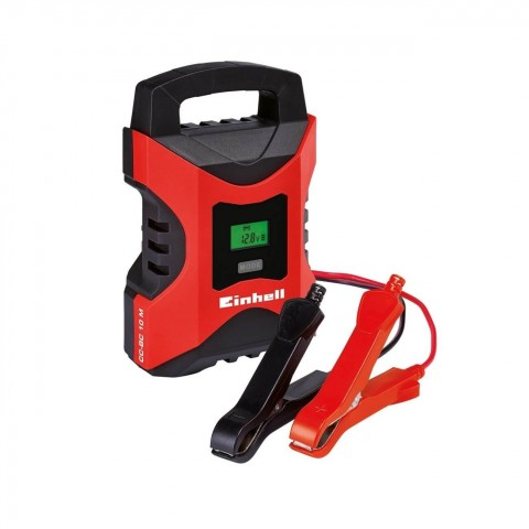 Caricabatteria automatico per auto Einhell 6 V/12 V