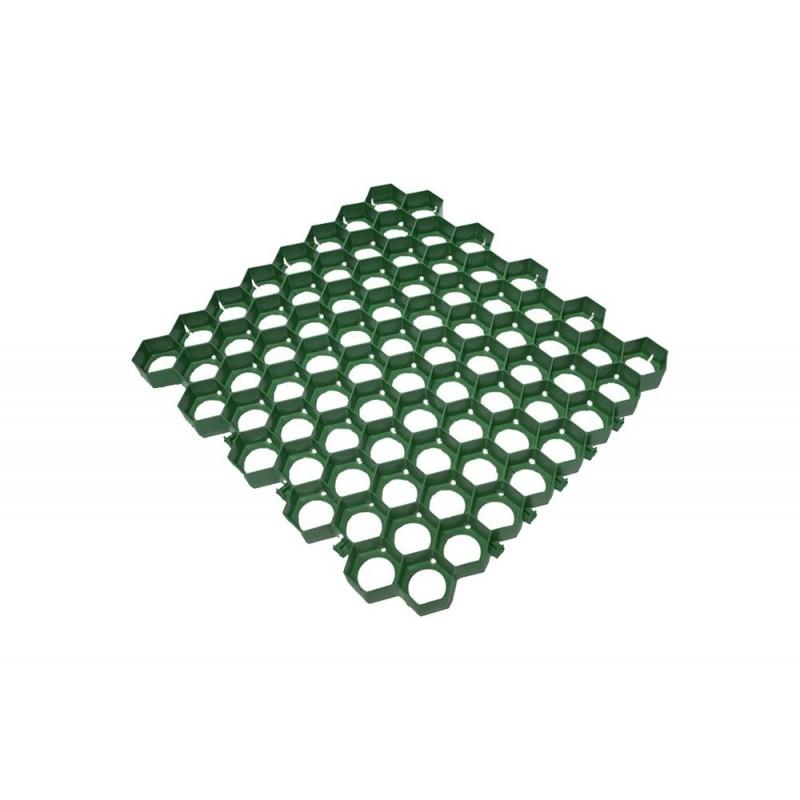 Grigliato salvaprato verde