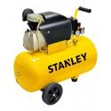 Compressore Stanley 50 L 8 bar potenza 2 hp lubrificato ad olio
