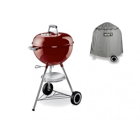 Barbecue weber onetouch original rosso