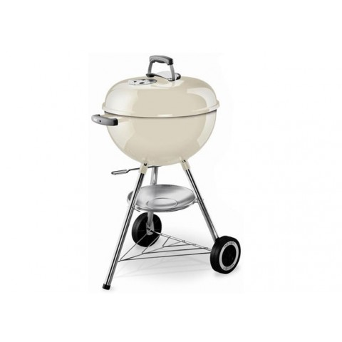 Barbecue weber onetouch original bianco