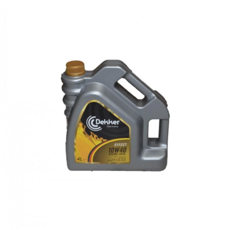 Olio per auto Dekker 5W30 4LT 10603DEK
