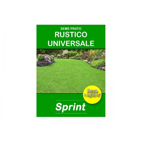 Seme prato rustico universale 1KG