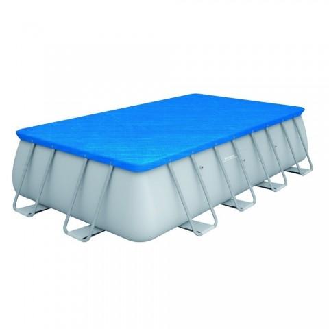 Lay-Z-Spa Bestway Steel Pro 56401 - 1200 L - Piscina con bordi - Blu