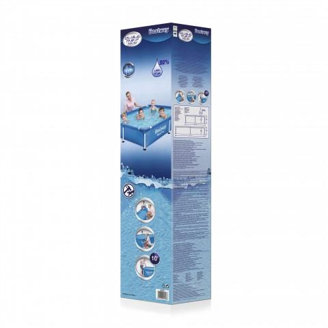 Piscina Fuori Terra 404 x 201 cm con filtro cartuccia h. 100 cm Bestway 56441