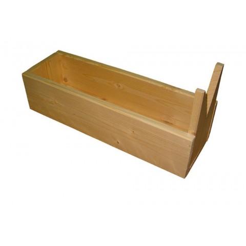 Porta prosciutto in legno