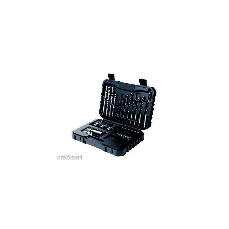 Set 32pz accessori trapano